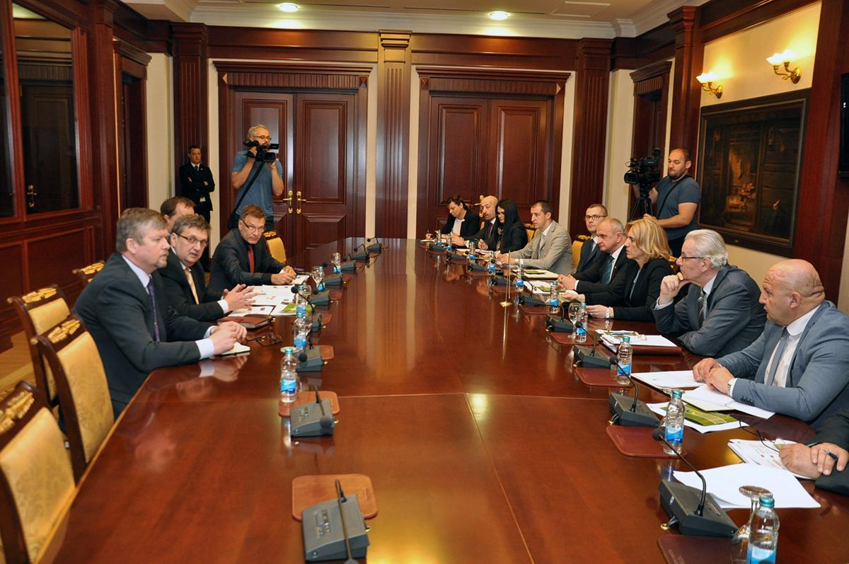 Slovaci spremni da investiraju u agroindustriju u RS