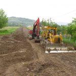 Počela izgradnja pristupnog puta za most Ljubovija – Bratunac