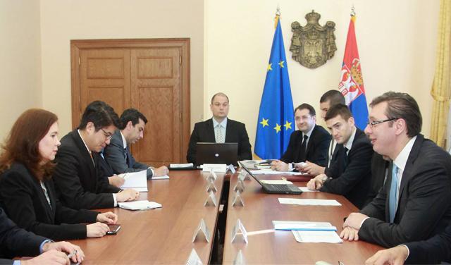 MMF pozdravio napredak Srbije