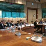 Bevanda sudjelovao u Ekonomskom dijalogu između EU i zemalja zapadnog Balkana