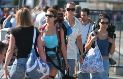 U Srbiji 11 odsto više turista nego prošle godine