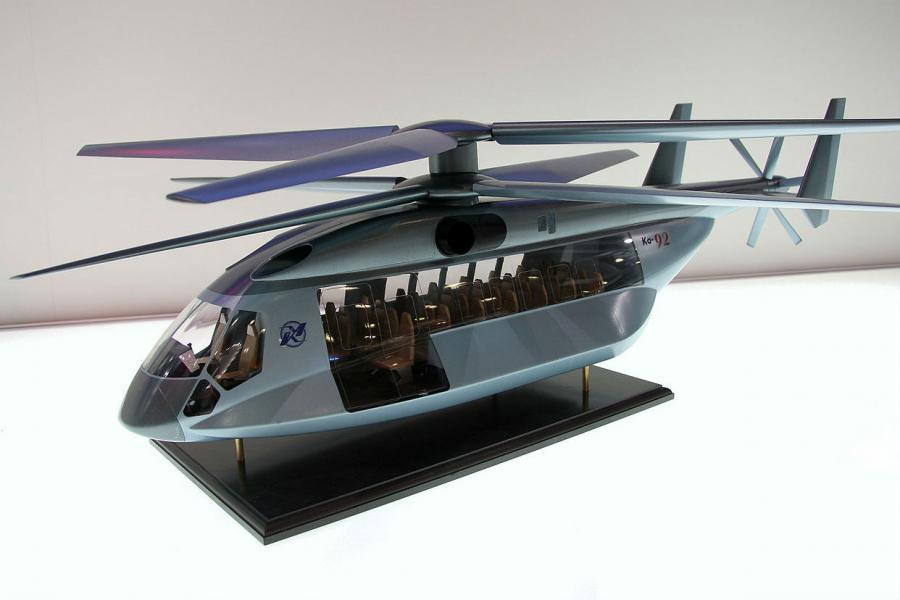 Rusija pravi superbrze helikoptere