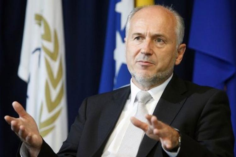 Incko: Centralna banka BiH od ključne važnosti za stabilnost zemlje