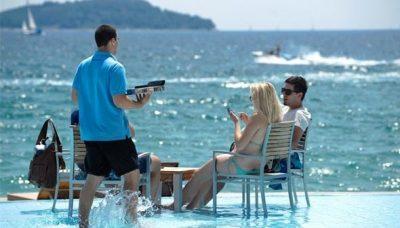 U Hrvatskoj lani 6,5 odsto više turista i četiri odsto više noćenja