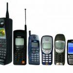 Putovanje kroz vrijeme: mobilni telefoni od početaka do danas