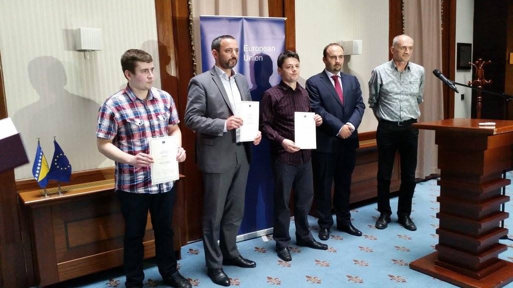 Urednik CAPITAL-a dobitnik Nagrade Evropske unije za istraživačko novinarstvo