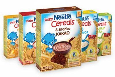 """""""Nestle"""" povlači žitne pahuljice"""