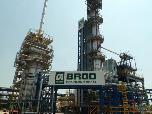 Rafinerija nafte treći kvartal potonula 38 miliona KM