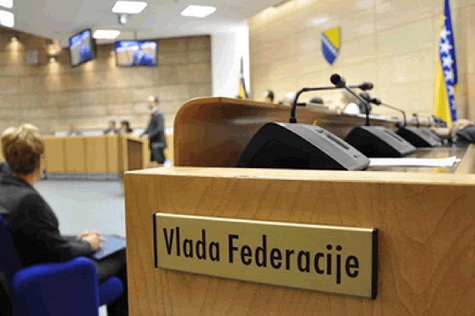 Vlada FBiH se zadužuje za 123 miliona evra