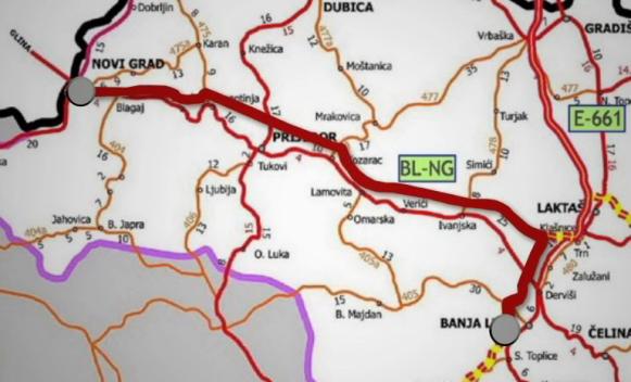 Uskoro rasprava o auto-putu Prijedor-Banjaluka