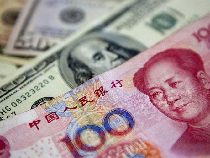 Kina devalvirala kurs juana prema dolaru
