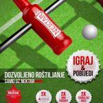 """Zaigrajte prvenstvo u stonom fudbalu i postanite """"Nektar šampioni"""""""