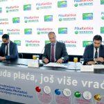 "Sberbank i Super kartica lansirali Sberbank platnu ""Pika Karticu"""