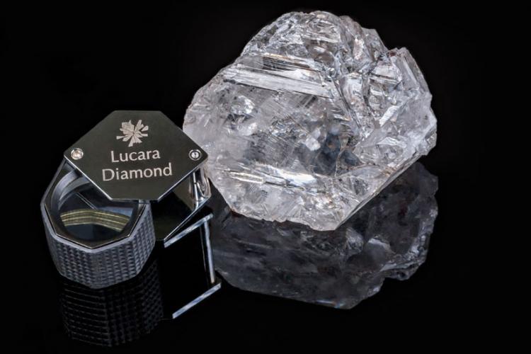 Nema kupaca za najveći nebrušeni dijamant