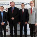 Kodžoman sa delegacijom Austrije o razvoju lokalnih zajednica