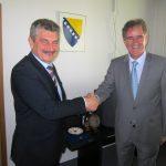 Mađarska ulaže 61 milion evra u BiH ove godine