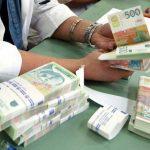 Dinar bez oscilacija, kurs 123,2