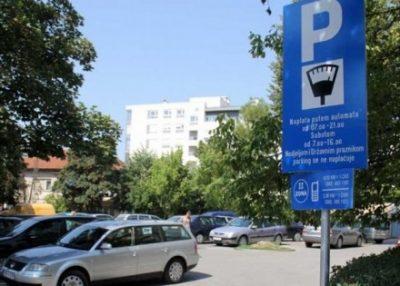 Od naplate parkiranja oko četiri miliona KM