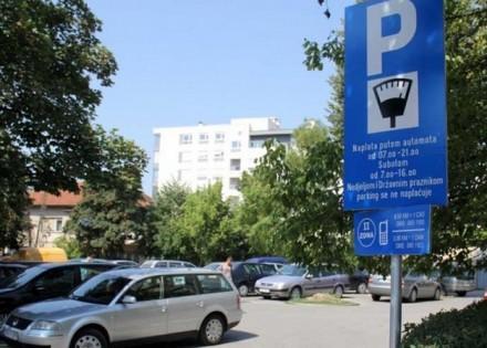 Plaćanje parkinga u Banjaluci preko tri mobilna operatera