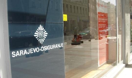 Sarajevo-osiguranje u 2016. sa dobiti od 55 hiljada KM