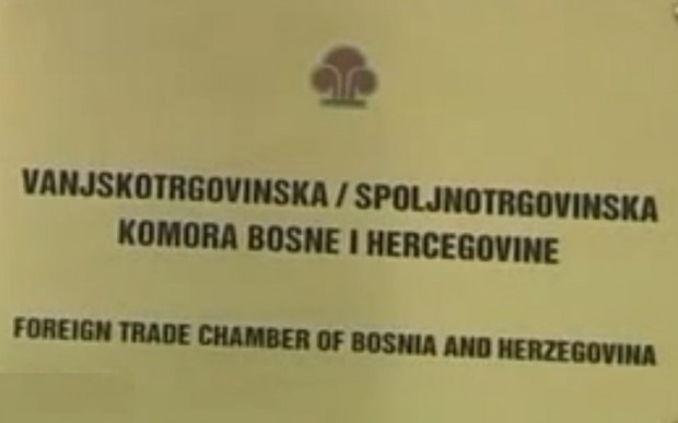 Sa računa Spoljnotrgovinske komore nije nestalo 1,2 miliona KM