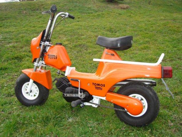 Iz Slovenije stiže popularni moped Tori