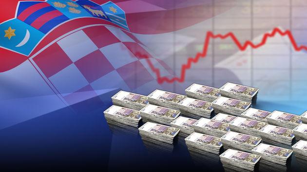 Prosječna plata u Zagrebu 912 evra