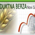 Produktna berza: Cijena kukuruza niža 0,72 odsto