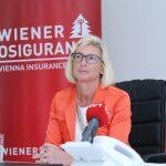 Elisabeth Stadler posjetila Wiener osiguranje VIG i Sarajevo