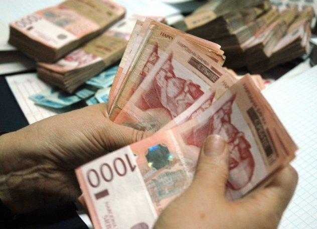 Blag pad dinara, sutra najslabija vrijednost ove godine