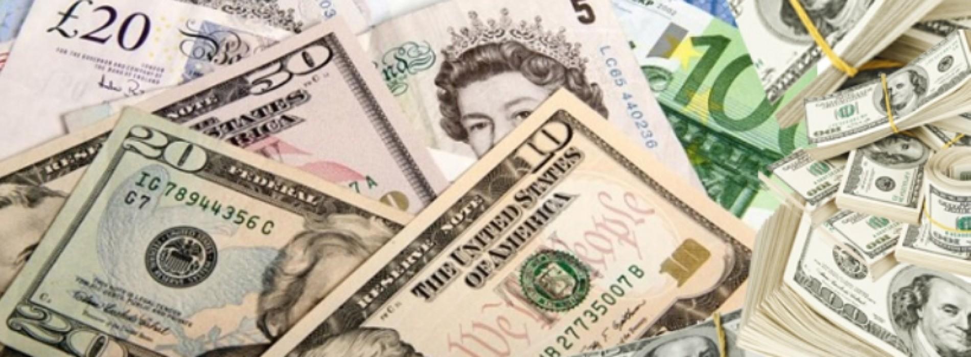 Dolar pao najniže u mjesec dana