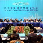 Ministri trgovine G20 protiv protekcionizma