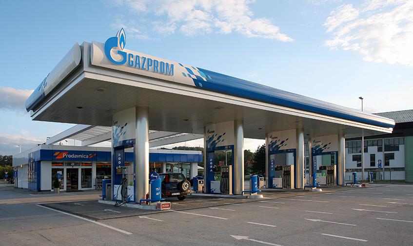 Gazprom: Počela prodajabenzina G-Drive u BiH