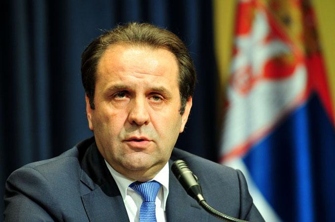 Ljajić: Dnevna šteta od prištinskih taksi veća od milion evra