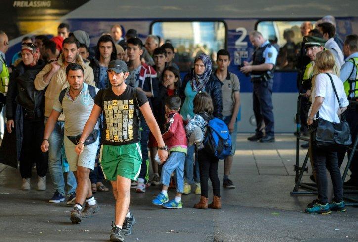 Rekordan broj migranata iz EU