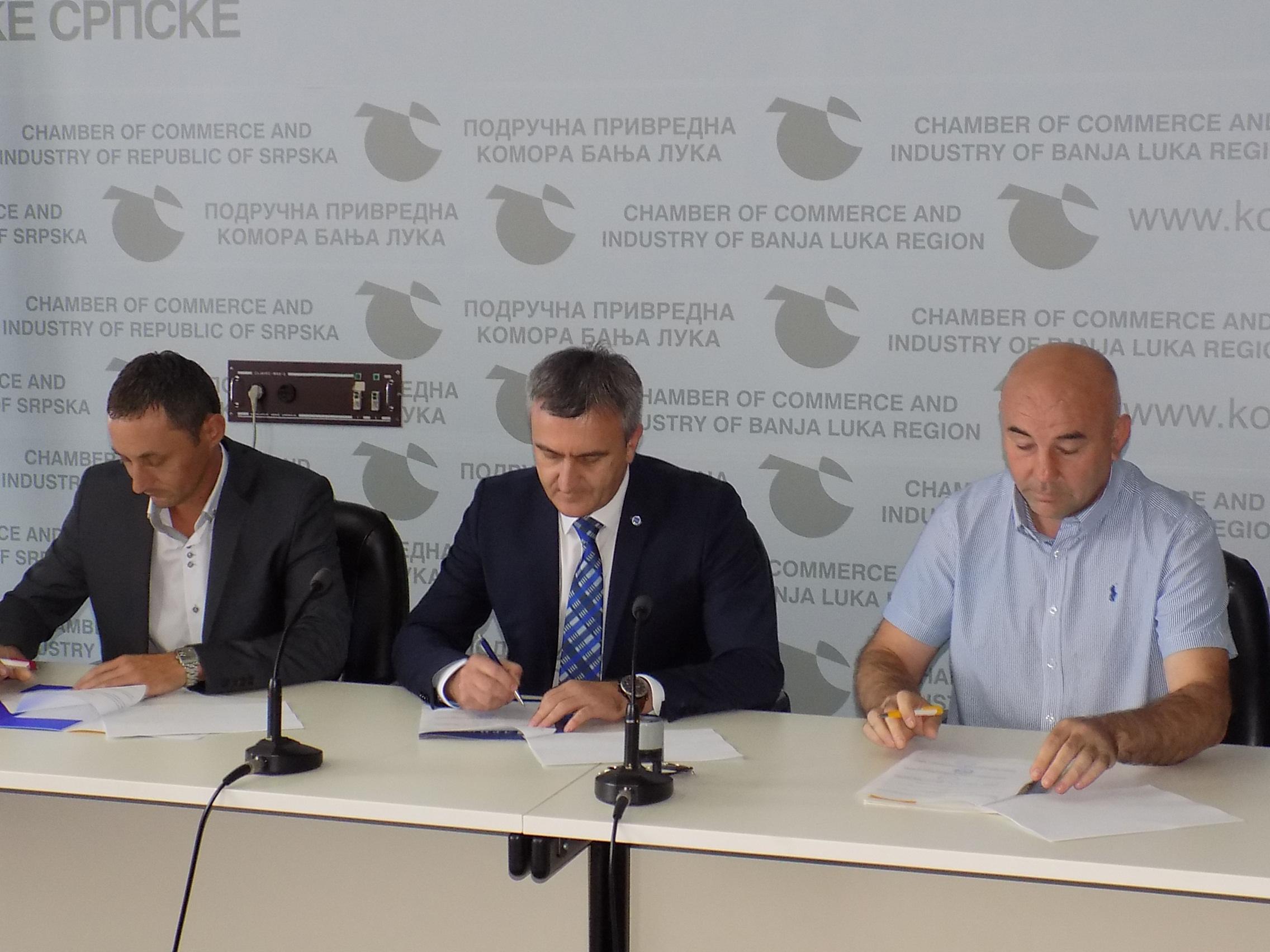Potpisan sporazum s ciljem brže i adekvatnije naplate štete