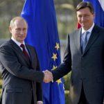 Opsadno stanje u Ljubljani, stiže Putin