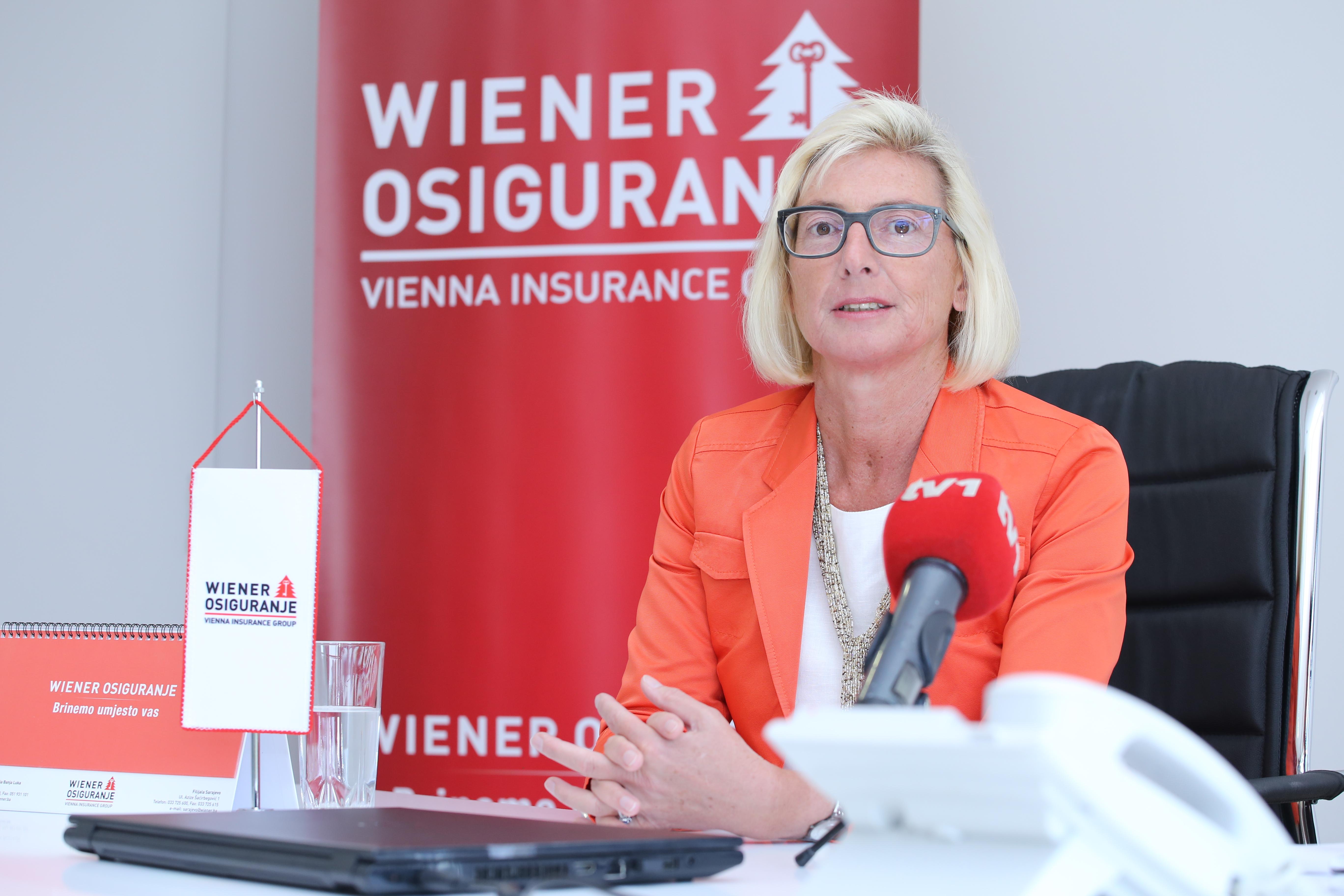 Stadler: VIG će doprinijeti razvoju osiguranja u BiH