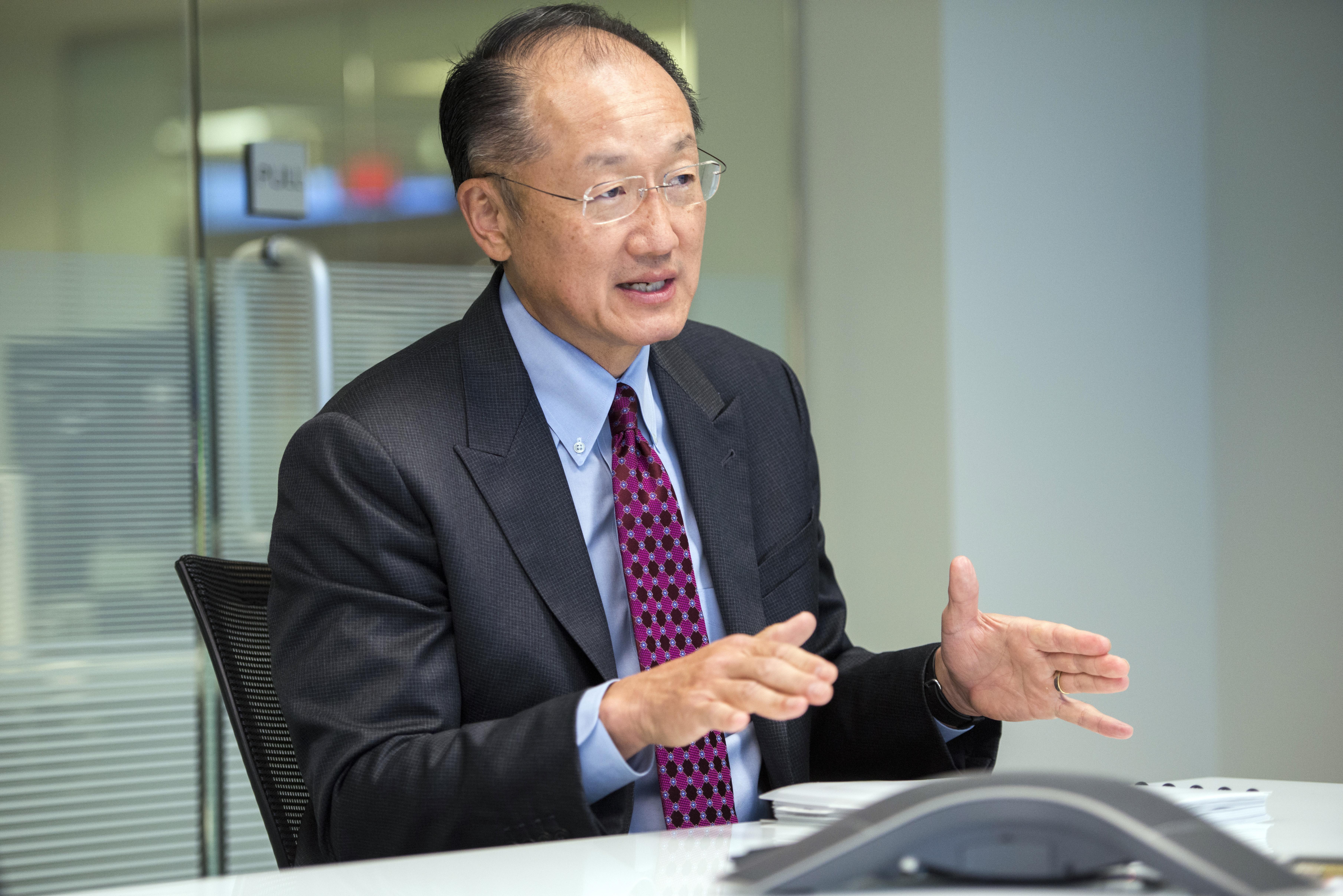Džim Jong Kim želi drugi mandat na čelu Svjetske banke