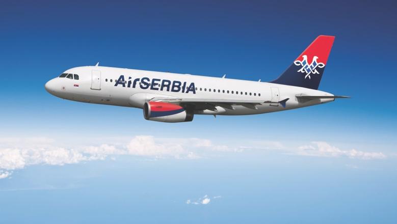 Air Srbija: Niže cijene za letove do Hamburga, Soluna i Praga