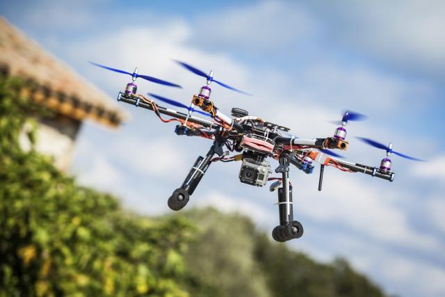 Španija: Neplatiše poreza love dronovima