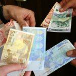 Evro danas 123,1 dinar