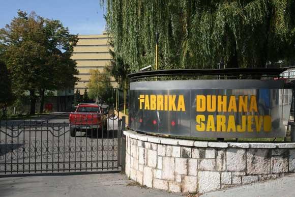 Za 15. septembar zakazana vanredna aukcija dionicama Fabrike duvana Sarajevo