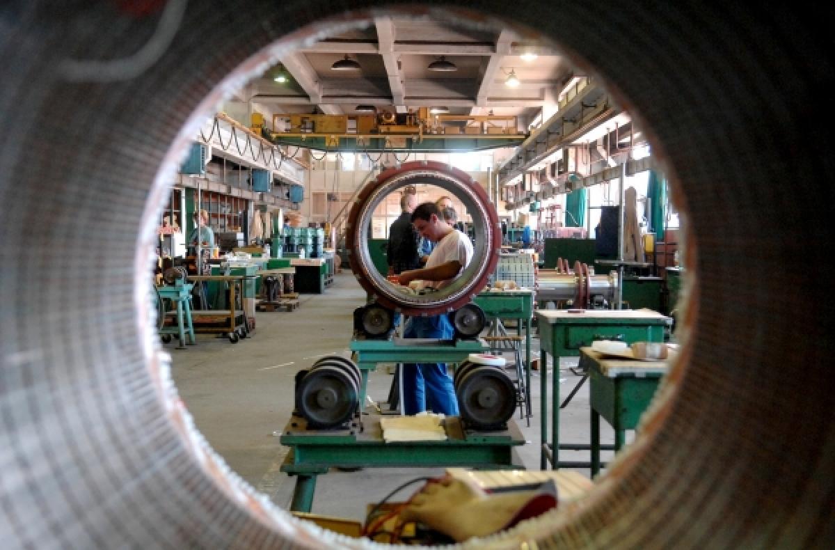 U januaru zabilježen pad industrijske proizvodnje od 2,2 odsto