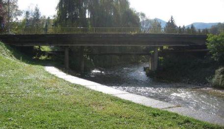 U Milićima završena obnova mosta na rijeci Zeleni Jadar