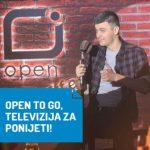 """M:tel – Nova """"OPEN TO GO"""" usluga"""
