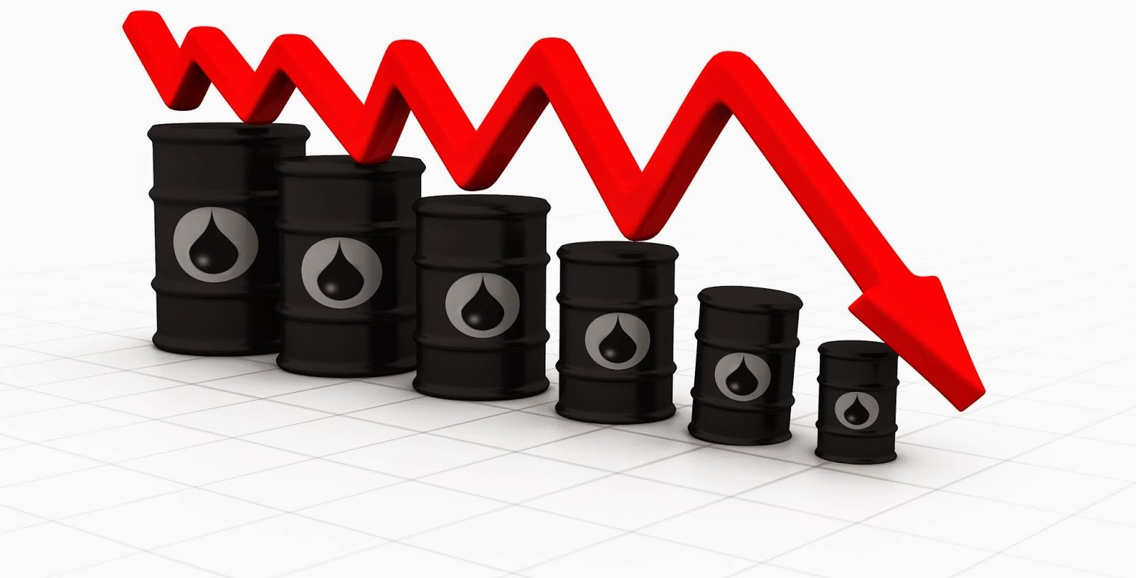Cijene nafte prošle sedmice pale četiri odsto