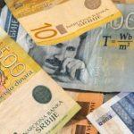 Dinar bez promjene, kurs 118,23