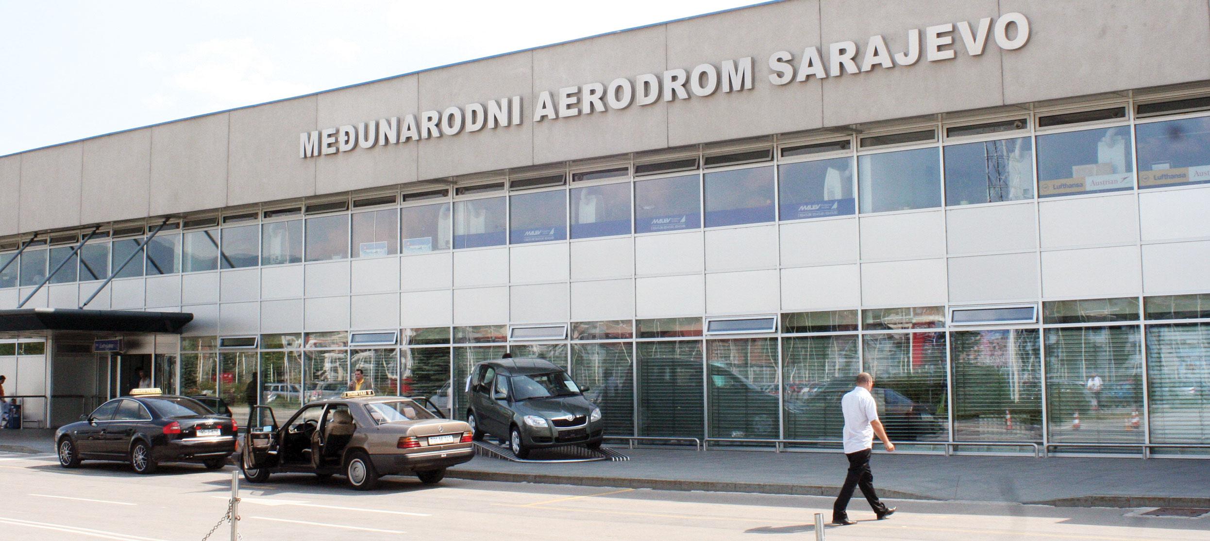 Sarajevski aerodrom ove godine očekuje više od milion putnika