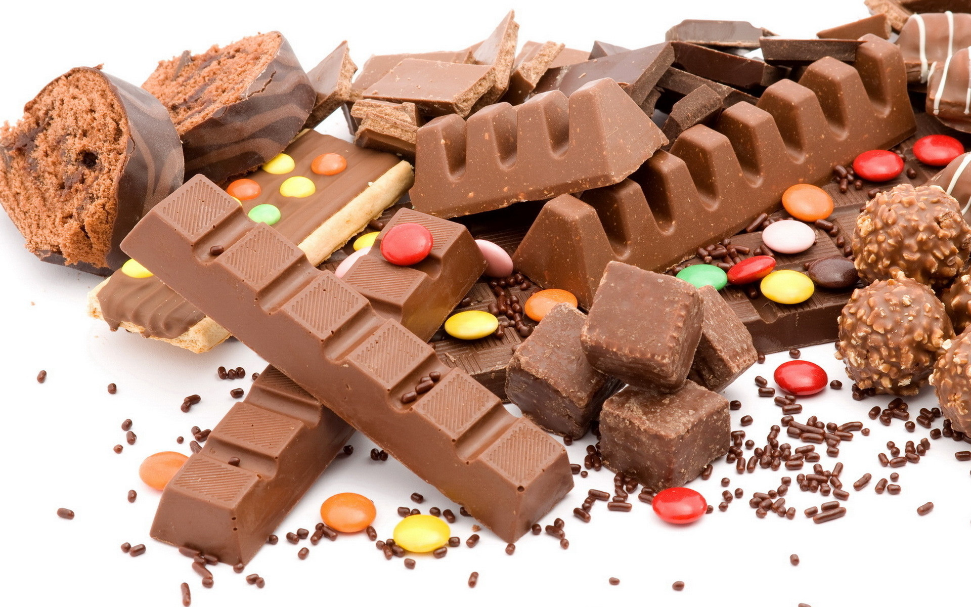 Iz inostranstva stigli slatkiši vrijedni 344 miliona